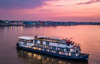 Croisiere Cambodge Mekong 5 jours