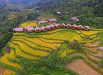Trek de Bac Ha à Hoang Su Phi Lodge