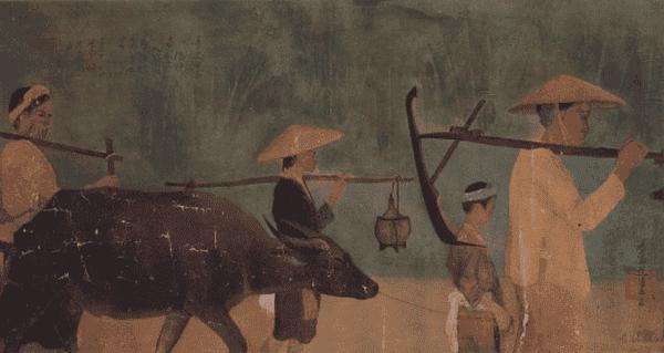Tableau Vietnamien 3