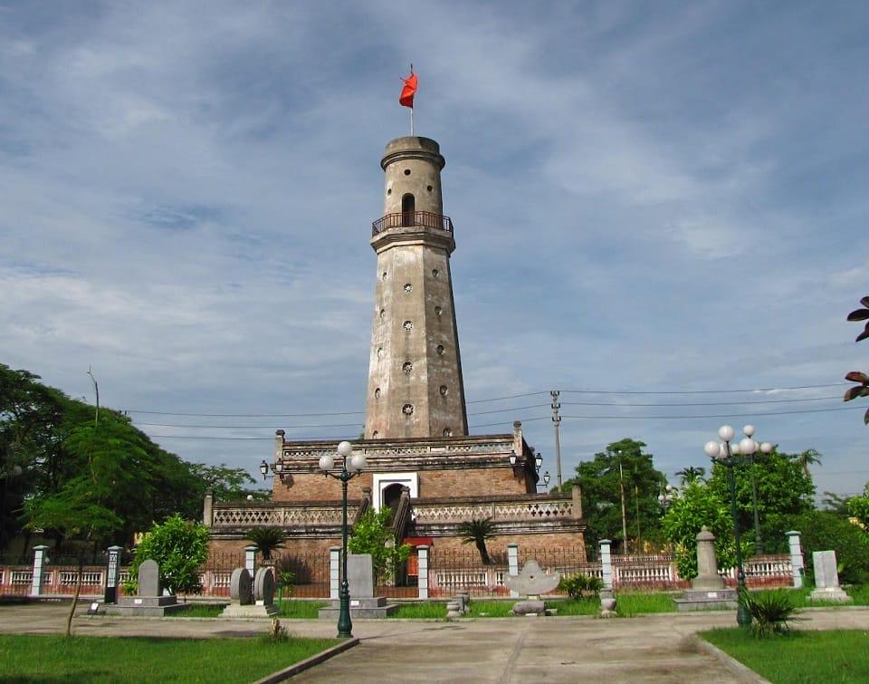 Torre de la bandera, Vietnam