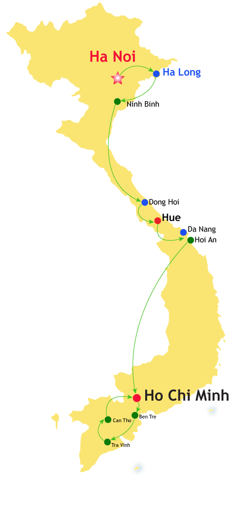 carte-circuit-incontournables-vietnam
